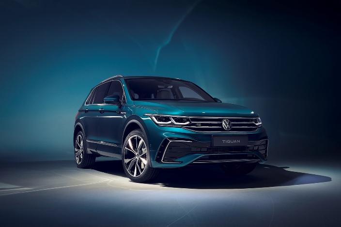 Новый Volkswagen Tiguan — когда рестайлинг только в плюс