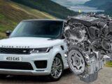 Range Rover получит новый шестицилиндровый мотор
